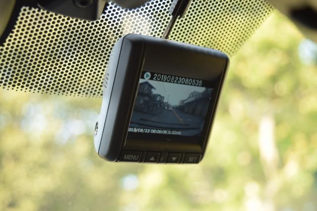 ドライブレコーダー搭載